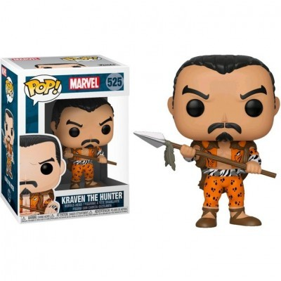 Funko! Pop Marvel 80 Years First Appearance Kraven The Hunter