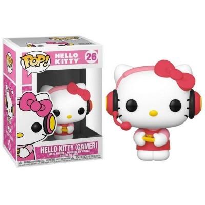 Funko POP! Hello Kitty Gamer #26 Exclusive