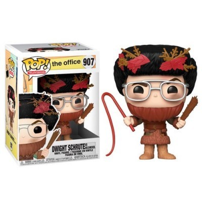 Funko POP! Television The Office Dwight Schrute As Belsnickel #907