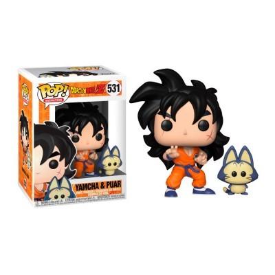 Funko POP! Dragon Ball Z Yamcha & Puar #531