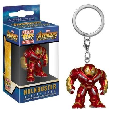 Funko Pocket POP! Keychain Marvel Avengers Infinity War Hulkbuster