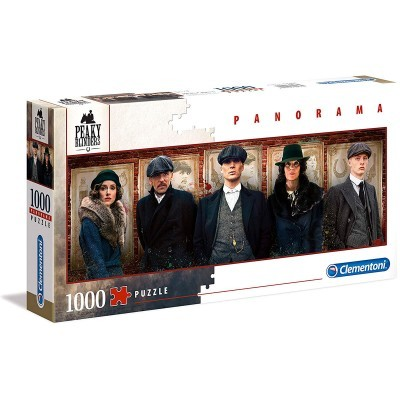 Puzzle Peaky Blinders (Panorama) 1000 Peças Clementoni