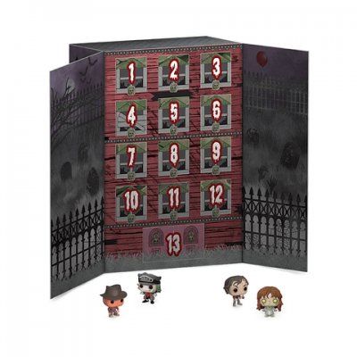 Funko Pocket POP! 13 Day Spooky Countdown Halloween Calendar 2020