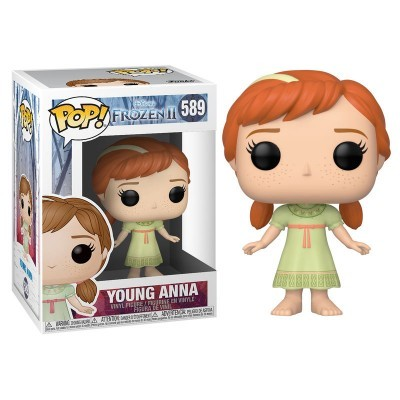 Funko POP! Disney Frozen II Young Anna #589