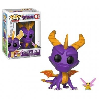 Funko! Pop Spyro Spyro and Sparx