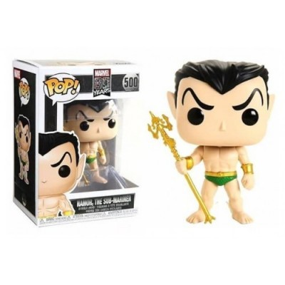 Funko! Pop Marvel 80 Years First Appearance Namor The Sub-Mariner
