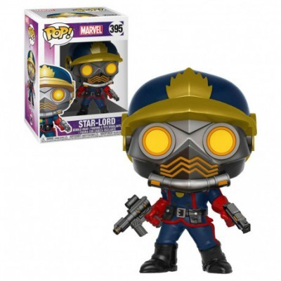 Funko! Pop Marvel Guardians of the Galaxy Star-Lord Special Edition