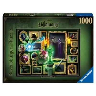 Puzzle Disney Villainous Maleficent 1000 Peças Ravensburger