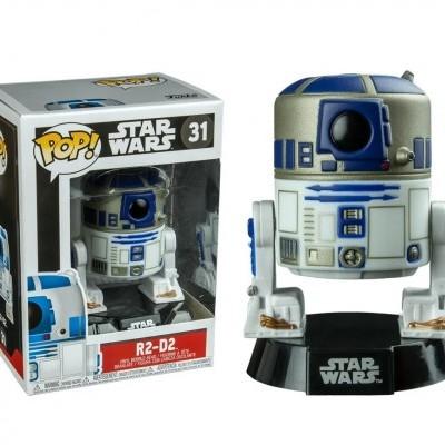 Funko! Pop Star Wars R2-D2