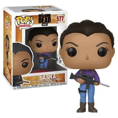 Funko! Pop The Walking Dead Sasha