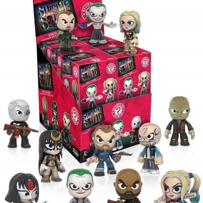 Funko POP! Mystery Mini Figures Blind Box Suicide Squad