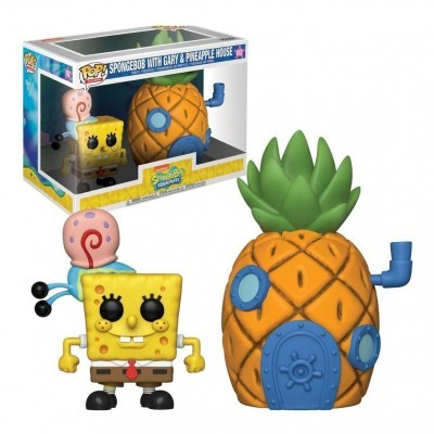 Funko POP! Spongebob Squarepants Spongebob with Pineapple #02