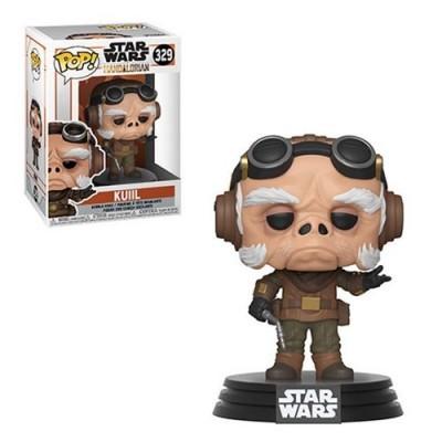 Funko! Pop Star Wars Mandalorian Kuiil