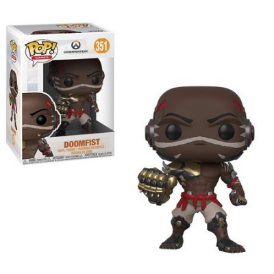Funko POP! Games Overwatch Doomfist #351