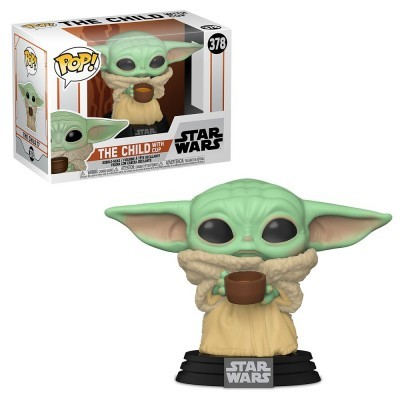 Funko POP! Star Wars The Child With Cup #378