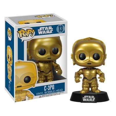 Funko! Pop Star Wars C-3PO