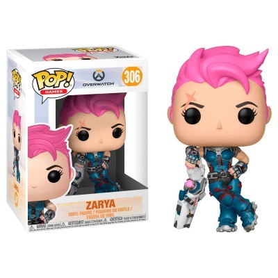 Funko! Pop Overwatch Zarya