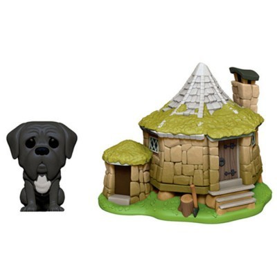 Funko! Pop Harry Potter Hagrid´s Hut with Fang