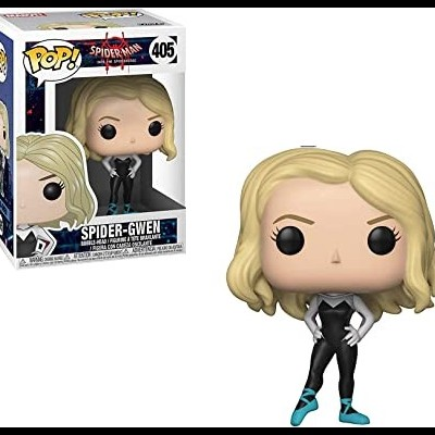 Funko POP! Spiderman Into the Spider Verse Spider-Gwen #405