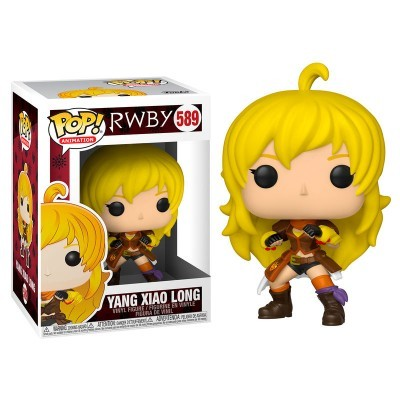 Funko POP! RWBY Yang Xiao Long #589
