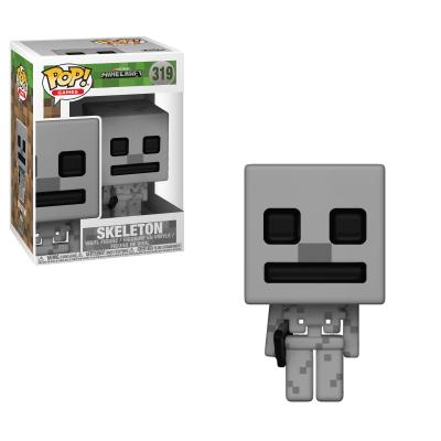Funko! Pop Minecraft Skeleton #319