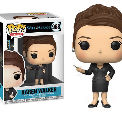 Funko POP! Television Will & Grace Karen Walker #968