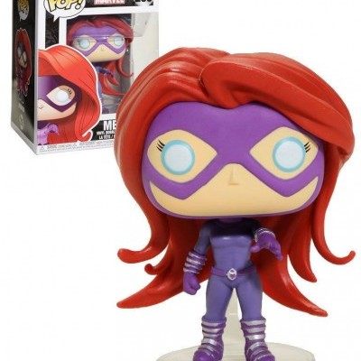 Funko! Pop Marvel Inhumans Medusa Exclusive #255
