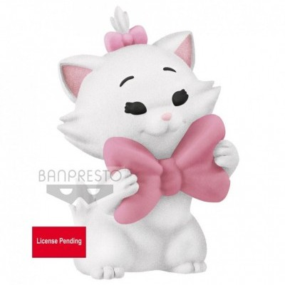 Figura Marie From The Aristocats Fluffy Puffy Disney Character Banpresto 5cm