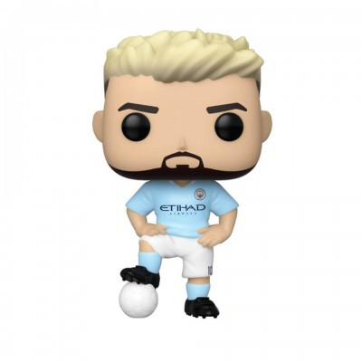 Funko! Pop Football Manchester City Sergio Aguero