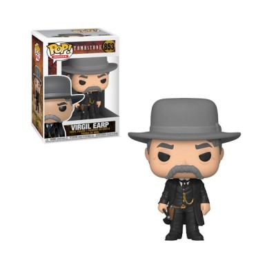 Funko! Pop Movies Tombstone Virgil Earp #853