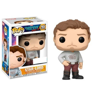 Funko! Pop Guardians of the Galaxy 2 Star-Lord Exclusive