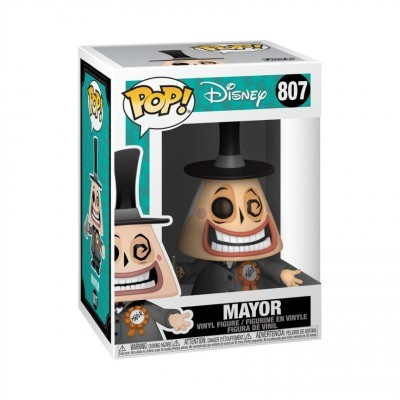 Funko POP! Disney The Nightmare Before Christmas Mayor #807