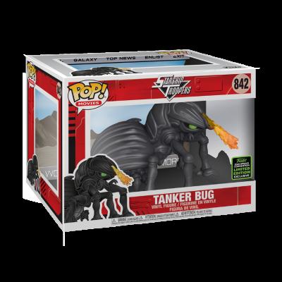 Funko POP! Starship Troopers Tanker Bug #842 ECCC2020 Exclusive
