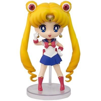 Figuarts Mini Sailor Moon Bandai Spirits 9cm #001