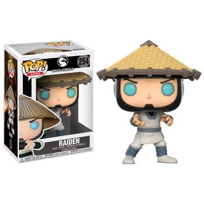 Funko! Pop Mortal Kombat Raiden