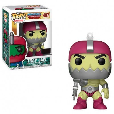 Funko! Pop Masters of the Universe Trap Jaw #487 Exclusive