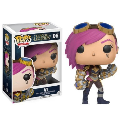 Funko! Pop League of Legends VI
