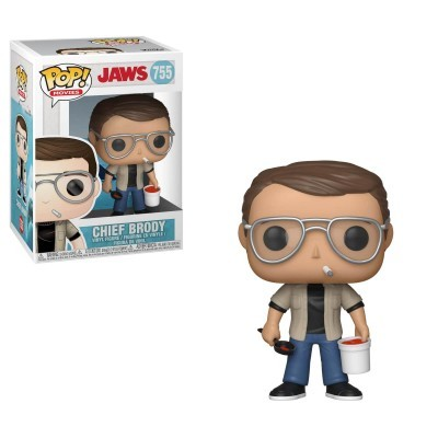 Funko! Pop Jaws Chief Brody
