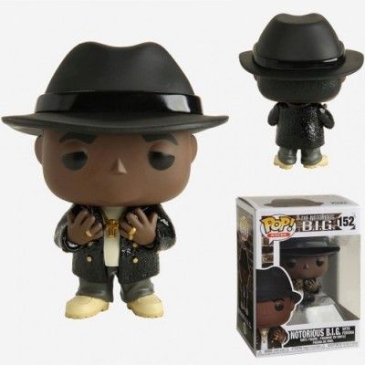 Funko! Pop Notorious B.I.G. with Fedora #152