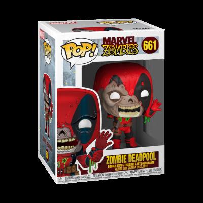 Funko POP! Marvel Zombies Zombie Deadpool #661