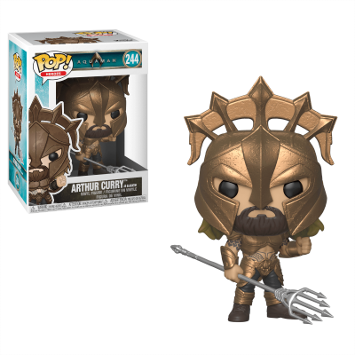 Funko POP! Aquaman Arthur Curry As Gladiator #244