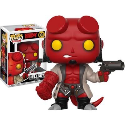 Funko! Pop Hellboy #01