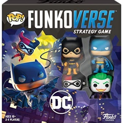 Funko POP! FunkoVerse DC Comics Base Set