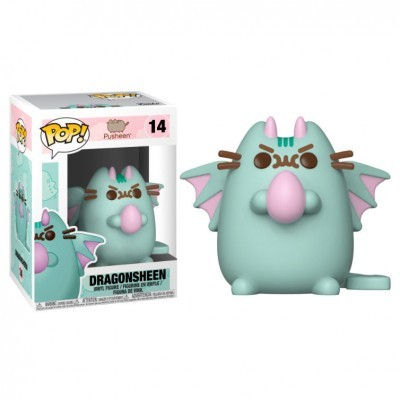 Funko POP! Pusheen Dragonsheen #14