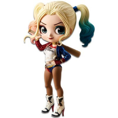 Figura Harley Quinn DC Q Posket 14cm