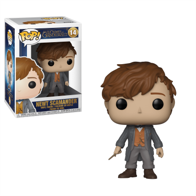 Funko! Pop The Crimes of Grindelwald Fantastic Beasts 2 Newt Scamander