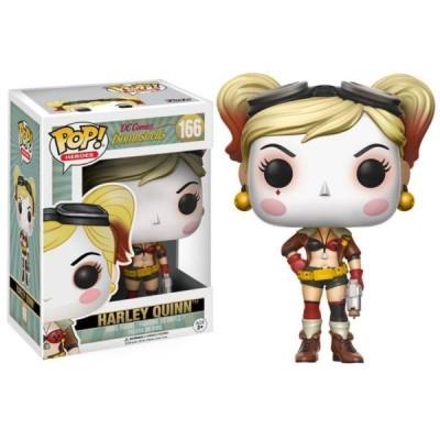 Funko POP! DC Bombshells Harley Quinn #166