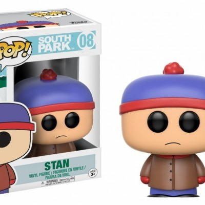 Funko POP! South Park Stan #08