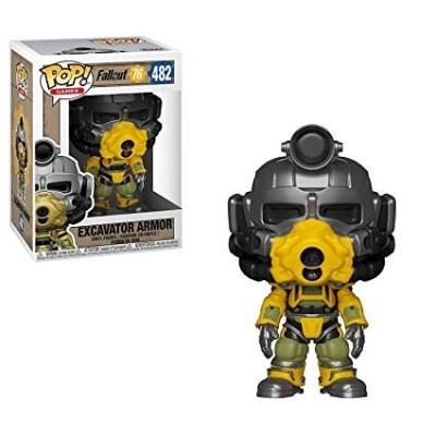 Funko! Pop Fallout 76 Excavator Power Armor
