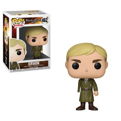Funko POP! Attack on Titan Erwin #462